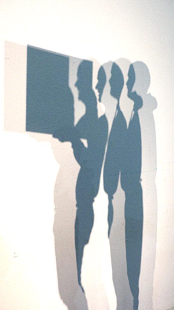 Spiegel und Schatten