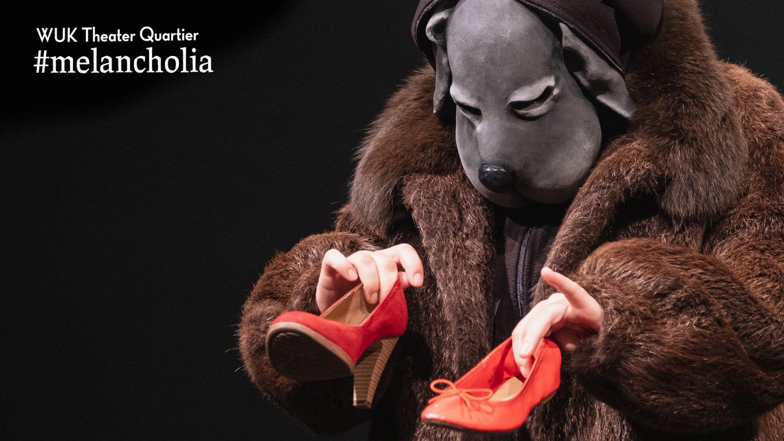 """""""Der schwarze Hund"""" - Julia Raab und Anja Schwede"""